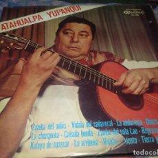 Discos de vinilo: LP ATAHUALPA YUPANQUI RARISIMO!!!!. Lote 63507500