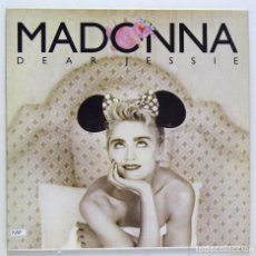Madonna - 'Dear Jessie' (Maxi Single Vinilo. Original 1989. Alemania)