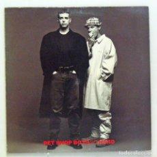 Discos de vinilo: PET SHOP BOYS - 'SO HARD' (MAXI SINGLE VINILO. ORIGINAL 1990) - PEDIDO MÍNIMO 8€. Lote 63530980