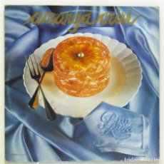 Discos de vinilo: PAU RIBA - 'AMARGA CRISI' (LP VINILO. ORIGINAL 1981. INCLUYE PÓSTER). Lote 63532692