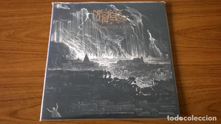 NECROS CHRISTOS-DOOM OF THE OCCULT-DOBLE LP DEATH METAL BLACK METAL (Música - Discos - LP Vinilo - Heavy - Metal)