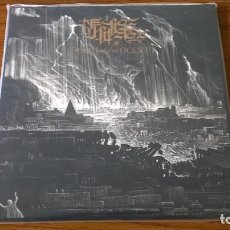Discos de vinilo: NECROS CHRISTOS-DOOM OF THE OCCULT-DOBLE LP DEATH METAL BLACK METAL. Lote 63567096