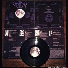 Discos de vinilo: EMPIRE OF THE MOON --LP-BLACK METAL DEATH METAL. Lote 63567700