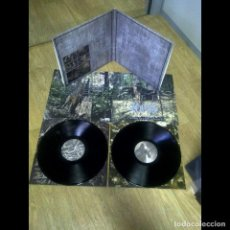 Discos de vinilo: KHORS - RETURN TO ABANDONED-BLACK METAL DEATH METAL. Lote 63568648