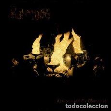 Discos de vinilo: BALMOG -TESTIMONY OF THE ABOMINABLE -LP BLACK METAL. Lote 63581068