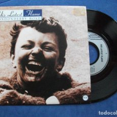 Discos de vinilo: HIS LATEST FLAME LONDONDERRY ROAD SINGLE SPAIN 1989 PDELUXE. Lote 63603800