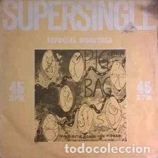 Discos de vinilo: SUPERSINGLE ESPECIAL DISCOTECA. Lote 63604032