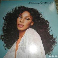 Discos de vinilo: DONNA SUMMER - UNCE UPON A TIME..2.LP - ORIGINAL ALEMAN ATLANTIC 1977 GATEFOLD Y FUNDAS MUY NUEVO(5). Lote 63621595