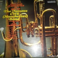 Discos de vinilo: THE FAMOUS CWS - POPULAR FAVOURITES IN BRASS LP - ORIGINAL INGLES - COUNTOUR 1963 - STEREO -. Lote 63627423