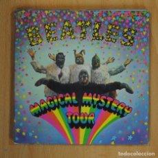 Discos de vinilo: BEATLES - MAGICAL MYSTERY TOUR - EDICION UK - 2 EP. Lote 63628675