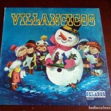 Discos de vinilo: VILLANCICOS - ORLADOR - LP - 1969 - 10 PULGADAS. Lote 63632551