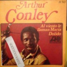 Dischi in vinile: ARTHUR CONLEY: AL VIENTO LE LLAMAN MARIA, DOLIDO 1970 ATLANTIC. Lote 63654447