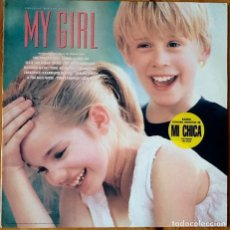 Discos de vinilo: V / A : BSO MY GIRL [ESP 1991] LP SLY & FAMILY STONE, TEMPTATIONS, T. RUNDGREN, CREEDENCE C. REVIVAL. Lote 63672499