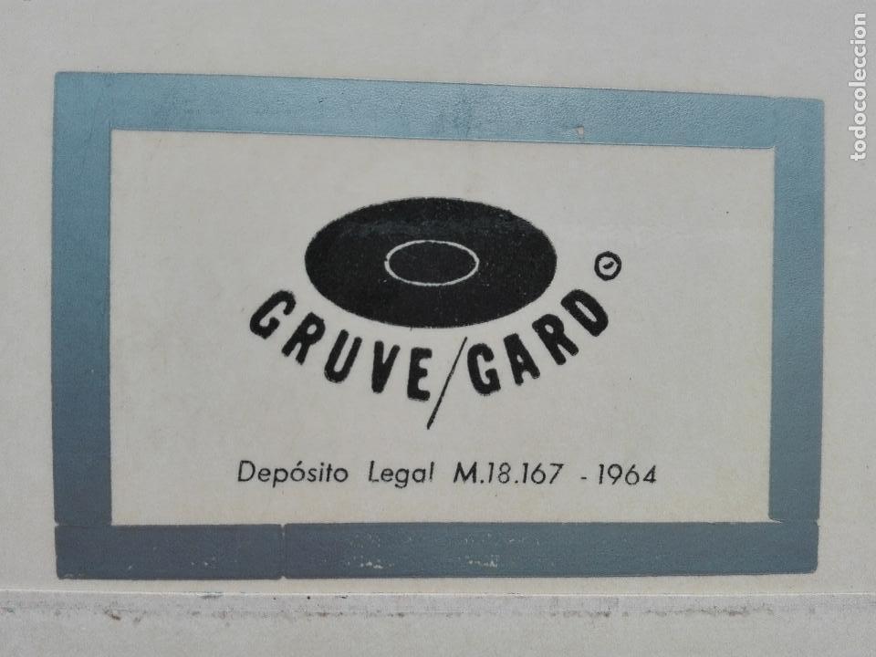 Discos de vinilo: DISCO LP VINILO LA PALABRA DE FRANCO - 25 AÑOS DE PAZ - 1964 SPAIN - Foto 4 - 63674171
