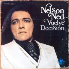 Discos de vinilo: NELSON NED : VUELVE [ESP 1976]. Lote 63689291