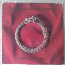 Discos de vinilo: VULTURE CULTURE, DE THE ALAN PARSONS PROJECT. VINILO DE ARISTA RECORDS, 1985.. Lote 63735031