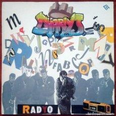 Discos de vinilo: CHARLY J: RADYO, MAXISINGLE SONS GALIZA SO.G.MR-1001, SPAIN, 1990. M/EX. UNPLAYED.. Lote 63746371