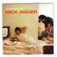 Discos de vinilo: MICK JAGGER 7