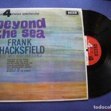 Discos de vinilo: FRANK CHACKSFIELD BEYOND THE SEA LP SPAIN 1965 PDELUXE. Lote 63786527