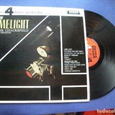 Discos de vinilo: FRANK CHACKSFIELD LIMELIGHT LP SPAIN 1966 PDELUXE. Lote 63786927