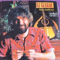 Discos de vinilo: LP - PAT KILBRIDE - ROCK AND ROSES (SPAIN, GUIMBARDA 1981). Lote 63797083