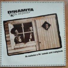 Discos de vinilo: VINILO DISCO LP DINAMITA PA LOS POLLOS - NO MOLESTES A PA. Lote 63818399