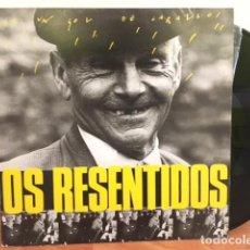 Discos de vinilo: OS RESENTIDOS FAI UN SOL DO CARALLO 1986. Lote 63833779