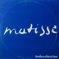 Discos de vinilo: MATISSE - HEAVEN ( DESIRE LIKE A FIRE ) . MAXI SINGLE . REC REC . Lote 32047660