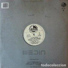 Discos de vinilo: CLUB HOUSE - LIVING IN THE SUNSHINE . MAXI SINGLE . 1994 BLANCO Y NEGRO . Lote 32238943
