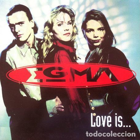 EGMA- MUSIC IS ... . MAXI SINGLE . 1994 MAX MUSIC (Música - Discos de Vinilo - Maxi Singles - Disco y Dance)