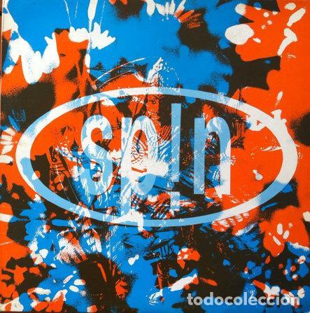 SP!N – SCRATCHES (IN THE SAND) . MAXI SINGLE . 1990 THE FOUNDATION LABEL UK (Música - Discos de Vinilo - Maxi Singles - Pop - Rock Extranjero de los 90 a la actualidad)