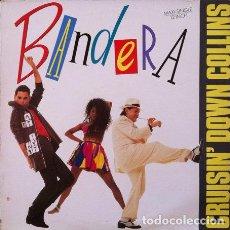 Discos de vinilo: BANDERA - CRUISIN' DOWN COLLINS . MAXI SINGLE . 1989 ISLAND RECORDS . Lote 32441881
