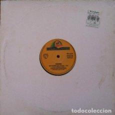 Discos de vinilo: CROWN - MAD DESIRE . MAXI SINGLE . 1993 BOY RECORDS. Lote 32442849