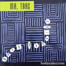 Discos de vinilo: MA. TRAG - HARD PASSION . MAXI SINGLE . 1990 MAX MUSIC . Lote 32571754