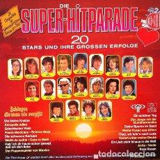 Discos de vinilo: DIE SUPER-HIT PARADE . LP . 1981 ARIOLA GERMANY. Lote 32597245