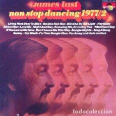 Discos de vinilo: JAMES LAST - NON STOP DANCING 1977/2 . LP . 1977 POLYDOR GERMANY. Lote 32639046