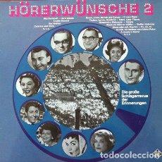 Discos de vinilo: HORERWUNSCHE 2 . DOBLE LP . 1973 TELDEC GERMANY. Lote 32682411