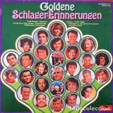 Discos de vinilo: GOLDENE SCHLAGER ERINNERUNGEN . EXITOS AÑOS 70 . LP . POLYDOR GERMANY. Lote 32714463