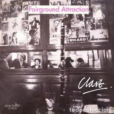 Discos de vinilo: FAIRGROUND ATTRACTION - CLARE . MAXI SINGLE . 1989 RCA. Lote 32721067