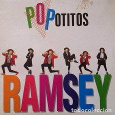 Discos de vinilo: RAMSEY - POPOTITOS . MAXI SINGLE . 1991 MERCURY. Lote 32737953
