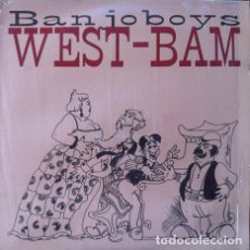 Discos de vinilo: BANJOBOYS - WEST-BAM . MAXI SINGLE . 1994 OUT RECORDS ITALIA. Lote 32754234