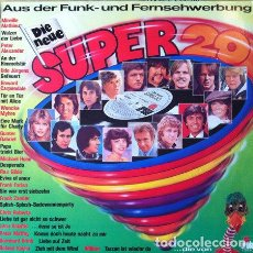 Discos de vinilo: DIE NEUE SUPER 20 - EXITOS DE LOS 70 . LP . 1977 ARIOLA GERMANY. Lote 32788557