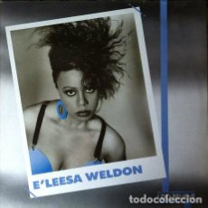 Discos de vinilo: E'LEESA WELDON - I DO BELIEVE . MAXI SINGLE . 1989 MAX MUSIC . Lote 32812470