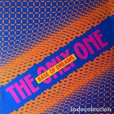 Discos de vinilo: BASE OF DREAMS - THE ONLY ONE . MAXI SINGLE . 1993 MAX MUSIC. Lote 32817053