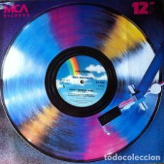 Discos de vinilo: LEW KIRTON - DON'T WANNA WAIT . MAXI SINGLE . 1986 MCA RECORDS UK. Lote 32819135