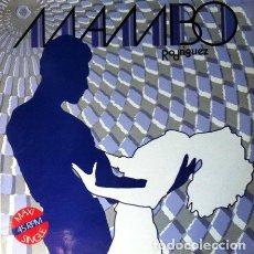 Discos de vinilo: RODRIGUEZ - MAMBO . LP . 1989 GRIND. Lote 32824590