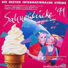 Discos de vinilo: SAHNESTÜCKE '91 -DIE BESTEN INTERNATIONALEN STÜCKE . LP . 1991 POLYSTAR GERMANY. Lote 32868955