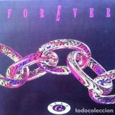 Discos de vinilo: ELLA G. - FOREVER . MAXI SINGLE . 1992 MAX MUSIC. Lote 32965681