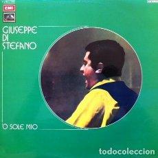 Discos de vinilo: GIUSEPPE DI STEFANO - O SOLE MIO . LP . 1975 EMI ODEON ESPAÑA ---CANCIONES NAPOLITANAS. Lote 33110432