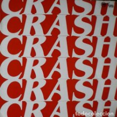 Discos de vinilo: CRASH - CRASH . MAXI SINGLE . 1991 MAX MUSIC. Lote 33339344